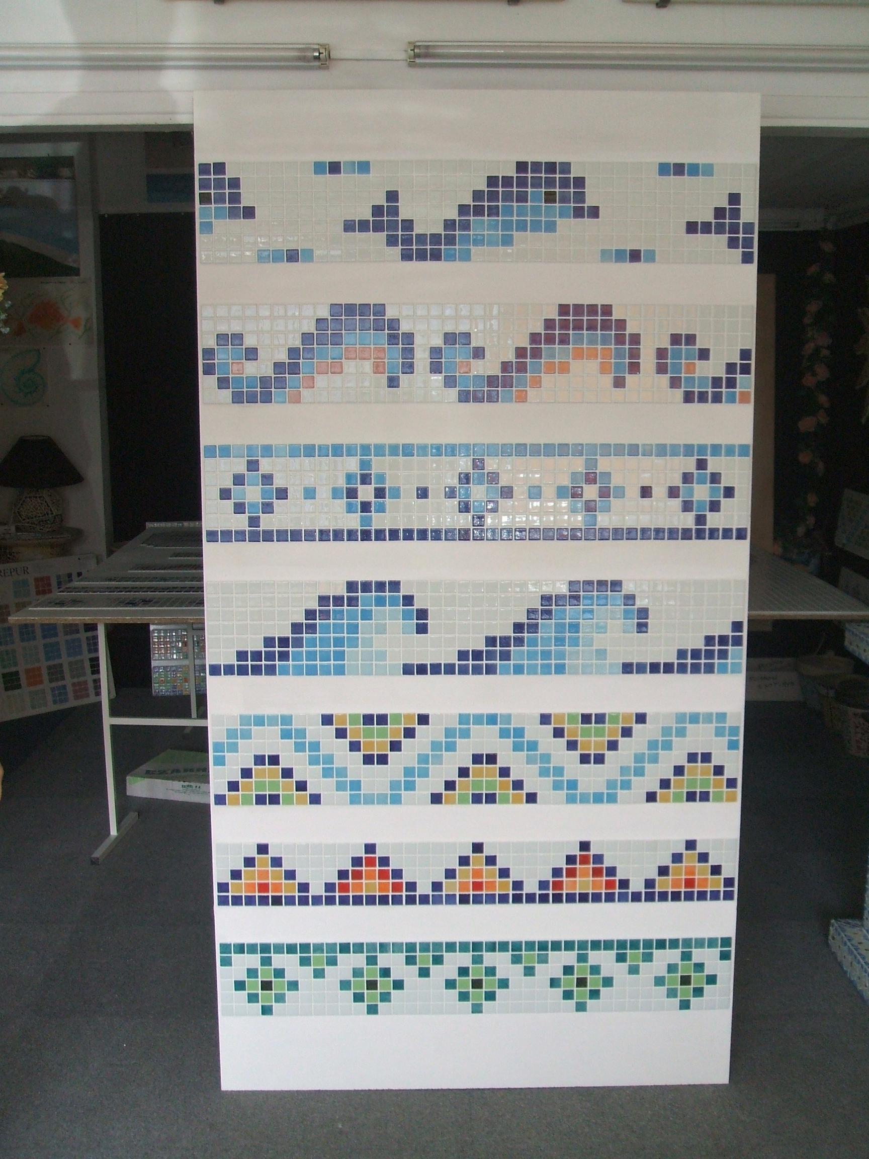 2009 f vrier mosaic decor Prix frise piscine